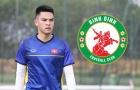Sao Việt kiều trở về Việt Nam, chuẩn bị thi đấu cho tân binh V-League 2021