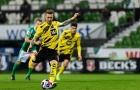 Marco Reus lập công, Dortmund đánh bại Bremen trong trận ra mắt của HLV 38 tuổi