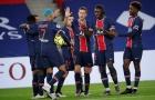 Combo 'thẻ đỏ + penalty' bước ngoặt đưa PSG áp sát ngôi đầu Ligue I