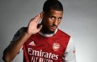 5 sao Arsenal mâu thuẫn lớn với Arteta: 'Bom tấn' và 2 kẻ bị giam hãm