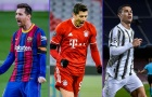 Top 10 FIFA The Best 2020: Đáng tiếc cho Neymar, Mbappe