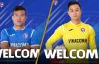 Tái thiết lực lượng, Than Quảng Ninh đôn 7 cầu thủ trẻ, tậu về 2 tân binh