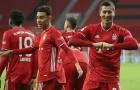 Sane bị thay ra chỉ sau 36 phút, 'thảm họa phòng ngự' giúp Bayern ngược dòng