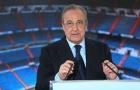 Chủ tịch Real Madrid ủng hộ thành lập Siêu cúp bóng đá châu Âu