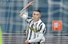 Top 10 'vua dội bom' ở Serie A năm 2020: Ronaldo cho Ibra hít khói