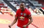 Martial quá đỉnh, loại bỏ 'một rừng cầu thủ' của Leicester trong tích tắc