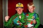 10 cặp cha con ra sân nhiều nhất ở Premier League: Huyền thoại M.U và con trai vô đối
