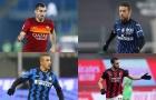 10 'vua kiến tạo' ở Serie A trong năm 2020: Số 1 không thể khác