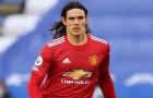 Hành động chớp nhoáng, Man Utd xác định xong phương án thay thế Cavani