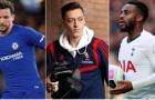 10 kẻ 'ăn không ngồi rồi' tại Premier League: 'Sai lầm' của Man Utd góp mặt, Ozil 'lên đỉnh'