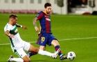 10 'thánh qua người' ở 5 giải VĐQG hàng đầu năm 2020: Messi và 'quái vật toàn năng' EPL