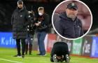 Đánh bại Liverpool, Hasenhuttl quỳ gối, khóc thành tiếng trước mặt Klopp