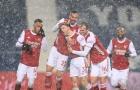 ĐHTB vòng 17 EPL: Chỉ 1 sao Man Utd góp mặt; Arsenal 'chiếm sóng'