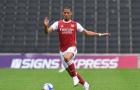 Saliba chia tay Arsenal, Arteta phá vỡ im lặng
