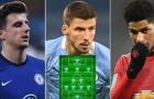 Đội hình U23 đỉnh nhất Premier League: Rashford chắc suất, 'Kép phụ của De Gea' góp mặt