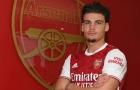 XONG! Ra mắt Arsenal, tân binh nói thẳng về đấu pháp của Arteta