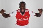 Sao 72 triệu của Arsenal bị chỉ trích chỉ biết 'cười hì hì' khi mắc lỗi