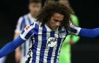 Hertha Berlin chê đắt, Guendouzi đếm ngày trở lại Emirates