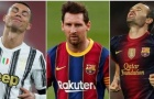 10 ngôi sao xuất sắc nhất thập kỷ: Bất ngờ Ronaldo, Ozil xếp trên 2 cái tên
