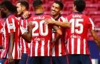 5 lý do Atletico Madrid sẽ vô địch La Liga mùa này