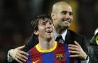 10 môn đệ tâm phúc nhất của Pep: Messi thứ 2, De Bruyne thứ 5