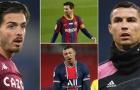 10 ngôi sao đương đại xuất sắc nhất: Mục tiêu Man Utd xếp trên Salah, số 1 xứng đáng