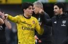 Hòa thất vọng, Arteta và Bellerin đồng loạt nhớ 1 sao Arsenal