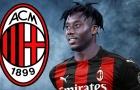 Tân binh có mặt, AC Milan sắp hoàn tất bản hợp đồng đầu tiên