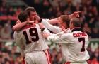 Lần gần nhất M.U và Liverpool chạm trán khi đứng nhất nhì bảng, kết quả ra sao?