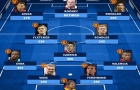 Siêu đội hình Rooney và những 'chí cốt' tại Man Utd