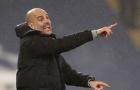 Pep Guardiola hững hờ với trận derby nước Anh