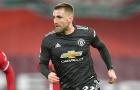 Luke Shaw tiết lộ không khí phòng thay đồ Man Utd sau trận hòa Liverpool