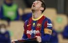 Dính thẻ đỏ, Messi làm 1 điều trong phòng thay đồ Barca