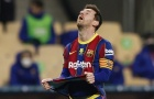 Messi bị treo giò, Griezmann hưởng lợi