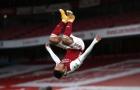 Partey trở lại, Arsenal hủy diệt Newcastle không thương tiếc