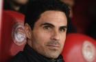 Mikel Arteta 'dạy dỗ' chí phải, sao Arsenal thăng hoa tột đỉnh