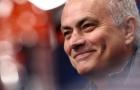 Truyền thông Anh khẳng định, 'khẩu pháo' của Mourinho vẫn hạnh phúc