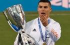 Bùng nổ đoạt siêu cúp, Ronaldo làm rung chuyển sách kỷ lục thế giới