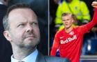 HLV Solskjaer 2 lần thuyết phục Ed Woodward chiêu mộ Erling Haaland