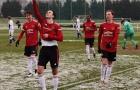 'Sát thủ nhí' Man Utd hóa Cavani, đạt hiệu suất ghi bàn quá khủng