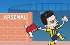 Cười té khói với loạt ảnh chế Ozil chia tay Arsenal