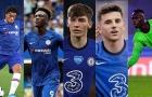 Mount, Gilmour và những cái tên Chelsea bước ra ánh sáng dưới thời Lampard