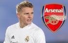 """Arsenal đang bị """"lợi dụng"""" từ thương vụ Martin Odegaard"""
