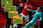 CĐV Man Utd mê tít pha 'bón hành' của Wan-Bissaka với Robertson