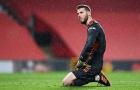 Đối tác của Harry Maguire hóa thảm họa, Man Utd thua sốc trước đội bét bảng