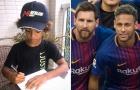 Kauan Basile, thần đồng vừa vượt mặt Messi và Neymar, là ai?