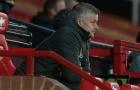 Ole Gunnar Solskjaer chỉ trích trọng tài và hàng thủ Man Utd