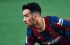 6 ngôi sao thay thế Busquets dành cho Barcelona