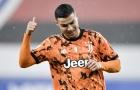 Ronaldo trở thành 'người chia bài', mang về thắng lợi cho Juventus