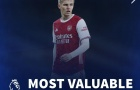 Bom tấn mùa đông tại 5 giải hàng đầu châu Âu: Odegaard 'xếp sòng' EPL, nuối tiếc của Arsenal góp mặt
